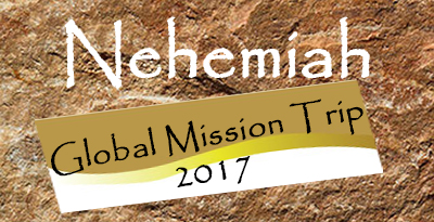 Nehemiah Project Mission